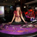 Hitung Kustoms Blackjack di Binion's, Bike Up for Grabs